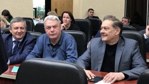 """Александр Ландо попытался """"повесить"""" ещё один долгострой на Леонида Писного"""