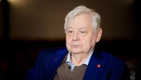 Прощание с Олегом Табаковым пройдет 15 марта в МХТ имени Чехова