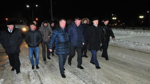 Валерий Радаев раскритиковал городские власти за плохую расчистку города от снега