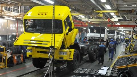 """""""КамАЗ"""" выбирает в Саратовской области территории для перевода бизнес-производств"""