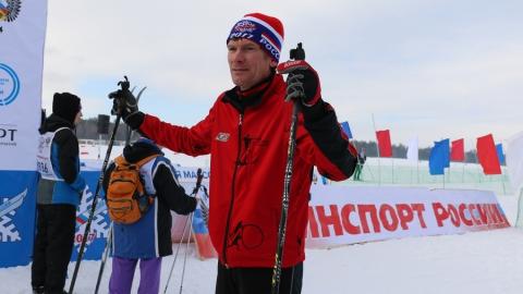 Сотрудник Саратовского НПЗ занял призовое место в лыжном марафоне