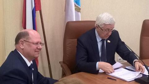 Депутаты раскритиковали работу министерства имущественных отношений по приватизации собственности