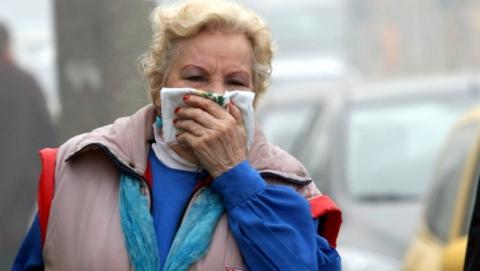 Роспотребнадзор: Качество воздуха в Ленинском районе - в норме