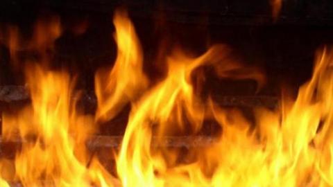 В Советском районе в горящей пятиэтажке погиб мужчина