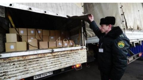 В Саратовскую область не пустили 40 тонн сухого молока