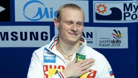 Илья Захаров  стал серебряным призером Мировой серии по прыжкам в воду
