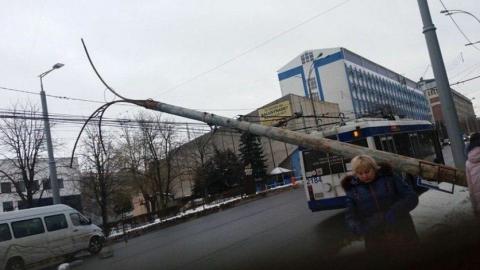 Депутат опасается, что кривые столбы на Московской распугают футболистов с ЧМ
