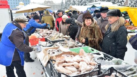 Саратовцев приглашают на ярмарку на Театральной площади