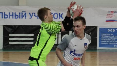 Саратовские мини-футболисты обыграли гостей из Югорска