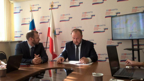 В Саратовской области на выборах президента проголосовали более 860 тысяч человек