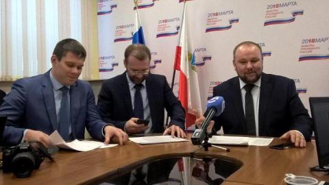 Писарюк прокоментировал появление дополнительных 227 бюллетеней на участке в СГАУ