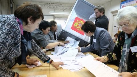 Владимир Путин набирает в Саратовской области 78,34 процента