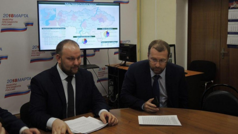 Максимальная явка на выборах в регионе зафиксирована в Татищевском районе
