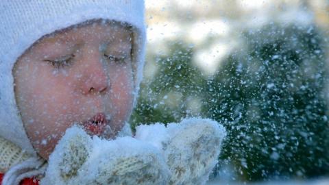 В Саратовской области остается морозная погода