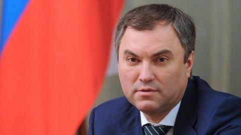 Вячеслав Володин поблагодарил саратовских избирателей за активную гражданскую позицию