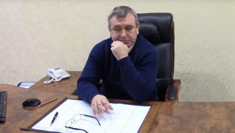 Опубликовано видео задержания экс-главы Энгельсского района Лобанова