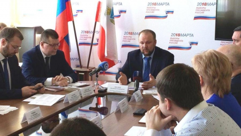 В Саратовской области подвели окончательные итоги президентских выборов