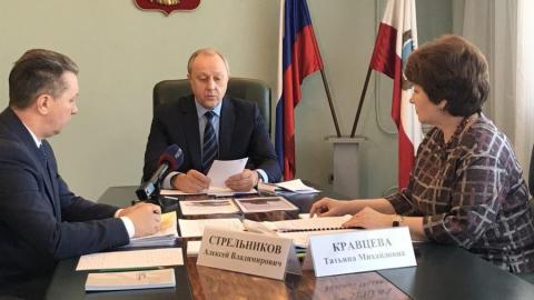 """Валерий Радаев: """"Мы должны кормить наших жителей качественной саратовской продукцией"""""""