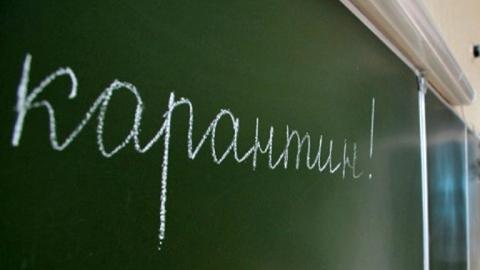 Саратовские школы закрываются на карантин