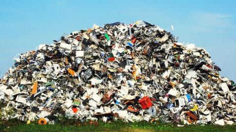 В Саратовской области за год образовалось более шести миллионов тонн отходов