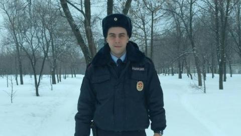 Саратовский участковый помог найти заблудившегося в лесу мужчину