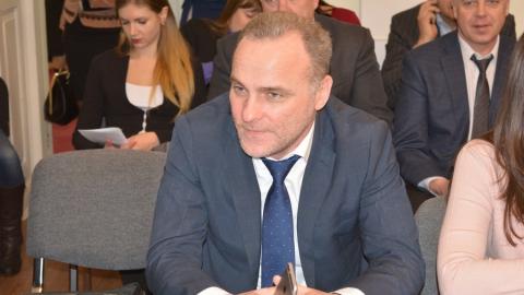 Виталий Карпов покинул администрацию Кировского района