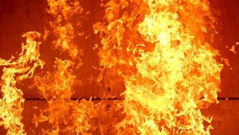 В Балаково два человека пострадали на пожаре