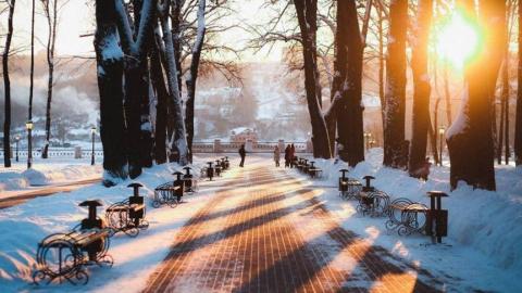 Сегодня в Саратове будет солнечно и без осадков