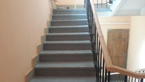 Лестницу в доме на Брянской обещают восстановить за три дня