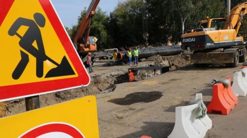 В Саратове до полудня будет перекрыто движение по Радищева