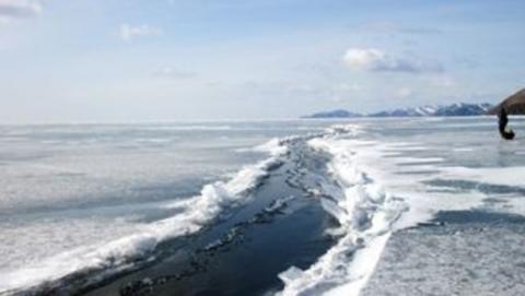 На острове Пустынный нашли тело мертвого рыбака
