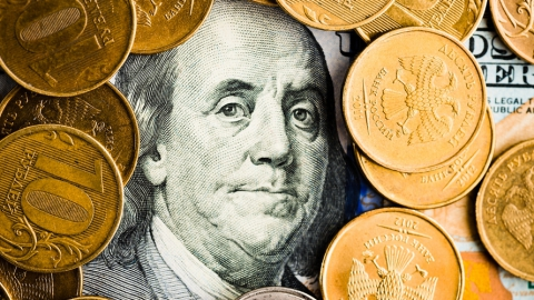 Российский рубль продолжит укрепляться по отношению к доллару
