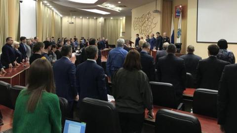 На заседании по решению проблем обманутых дольщиков почти погибших в результате трагедии в Кемерово