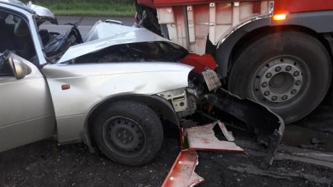 В Дергачевском районе в ДТП погибли двое мужчин
