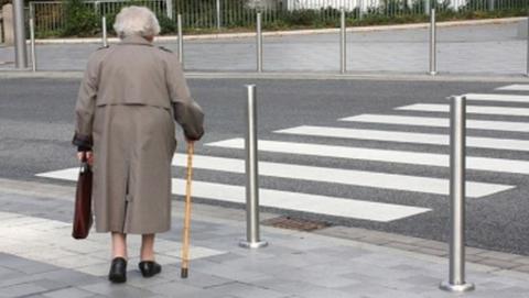 """Водитель """"Газели"""" сбил пенсионерку на пешеходном переходе"""