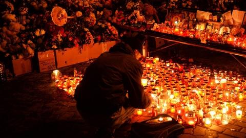 Завтра в России объявлен День траура