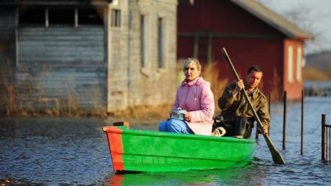 Радаев поручил обеспечить безопасность в период паводка