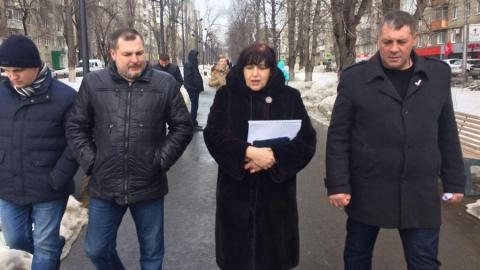 Благоустраивать бульвар на Рахова до Московской в этом году не будут
