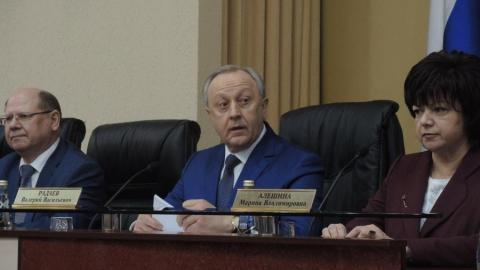 Губернатор поддержал инициативу присвоить имя Олега Табакова Дворцу творчества детей и молодежи