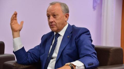 В феврале Валерий Радаев меньше говорил по теме ЖКХ