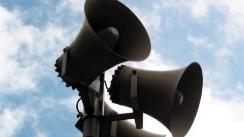 В Саратове проверят систему оповещения
