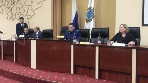 Иван Кузьмин раскритиковал строителей за оправдания погодными условиями