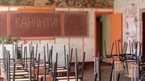 В Саратовской области на карантин закрыто 248 школ