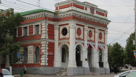 Утверждены охранные границы бывшей саратовской биржи