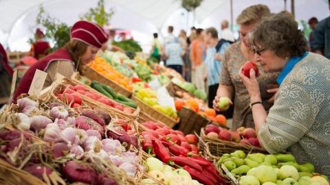 В Саратове пройдут ярмарки по продаже саженцев, куличей и ритуальной продукции