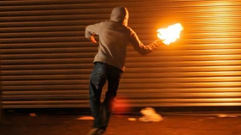 Житель Красного Партизана обвиняется в поджоге дома односельчанки