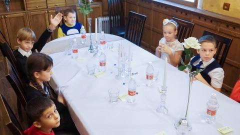 """Юных саратовцев приглашают в детскую ресторацию """"КалинкинЪ"""""""