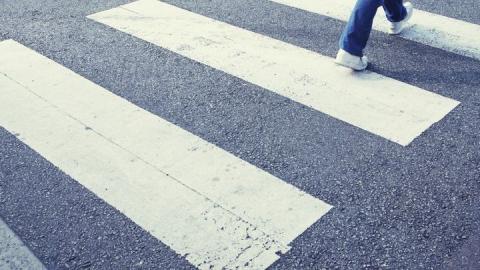"""На Астраханской автоледи на """"Опеле"""" сбила пенсионера"""