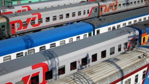 Возгорание тепловоза не повлияло на движение поездов в Саратовской области