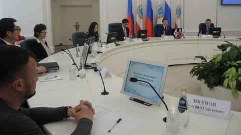 Саратовская область будет налаживать сотрудничество с Кореей в медицине и образовании